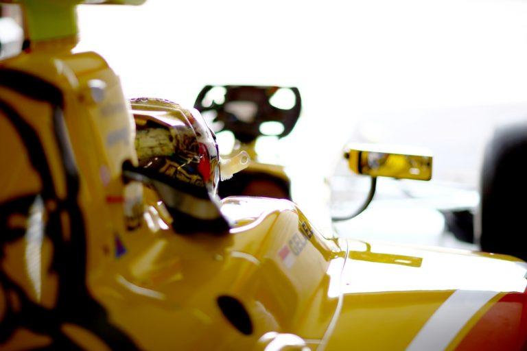 GALERI FOTO: Aksi Sean dan Nato di F2 GP Belgia Bagian 2