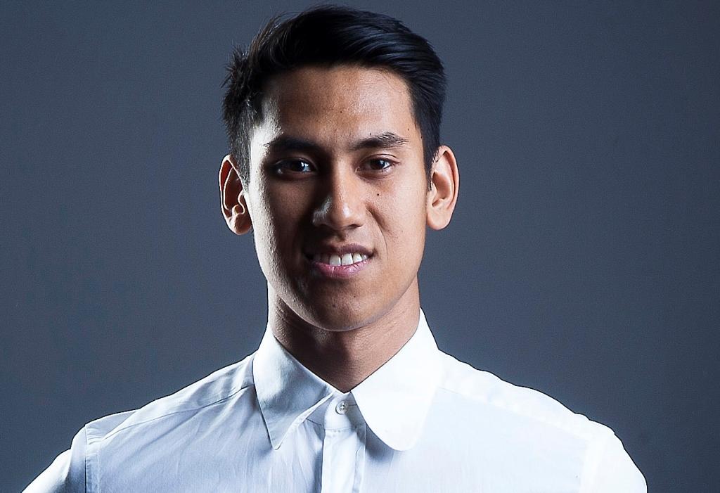 Sean Gelael (Foto:MI/Sumaryanto)