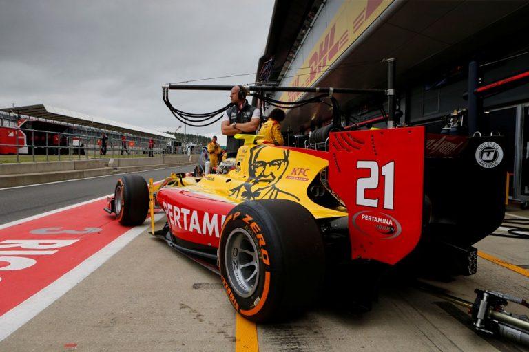 Galeri Foto F2 GP Inggris Bagian 1