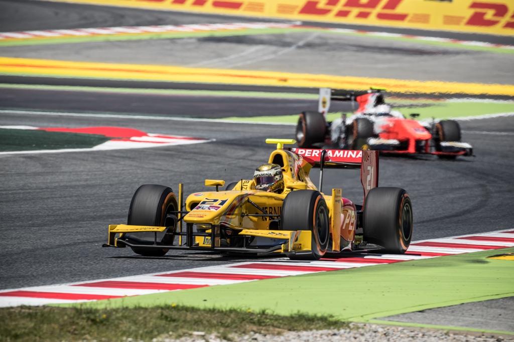 FIA F2 Race – Barcelona Bagian 1