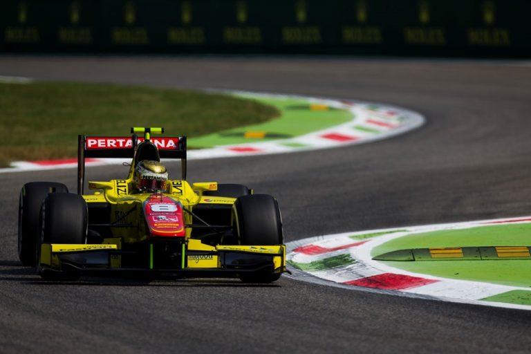 Sean Pelajari Sirkuit Monza