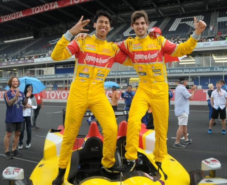 Sean Gelael – Asian Le Mans Round 3 – 3 Hours of Thailand Highlights
