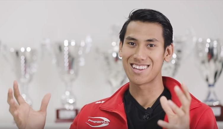 Sean Gelael on PREMA